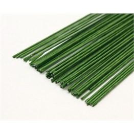 22 gauge dark green wire