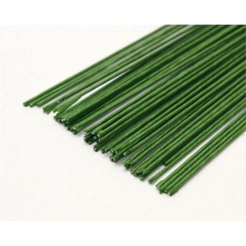 26 gauge dark green wire