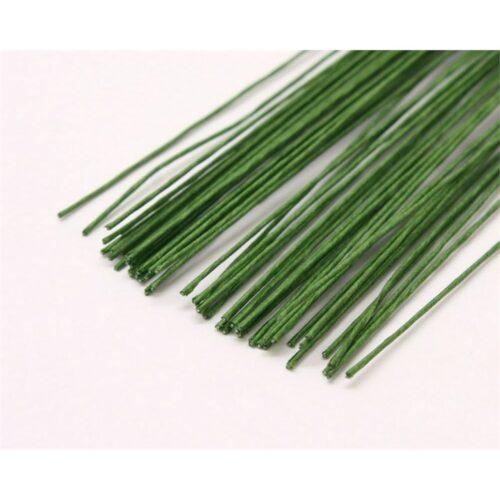 30 gauge dark green wire