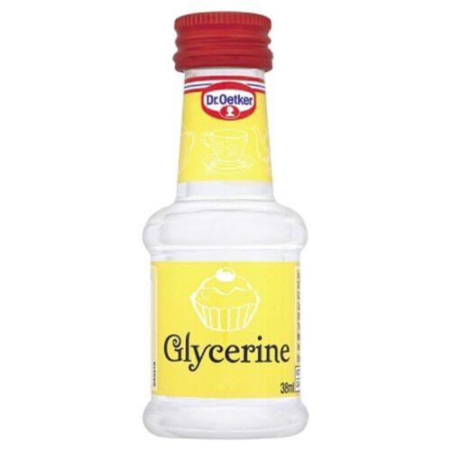 dr oetker glycerine