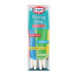 dr oetker bright writing icing