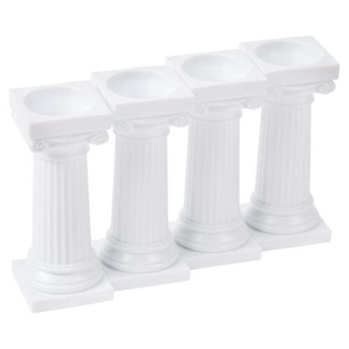 76mm Grecian Pillars - Pack of 4