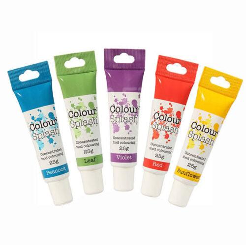 Gel Colours