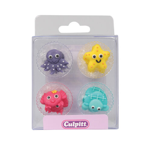 culpitt under the sea sugar pipings
