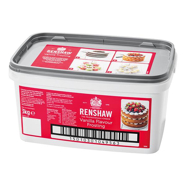 Renshaw Vanilla Frosting 3kg