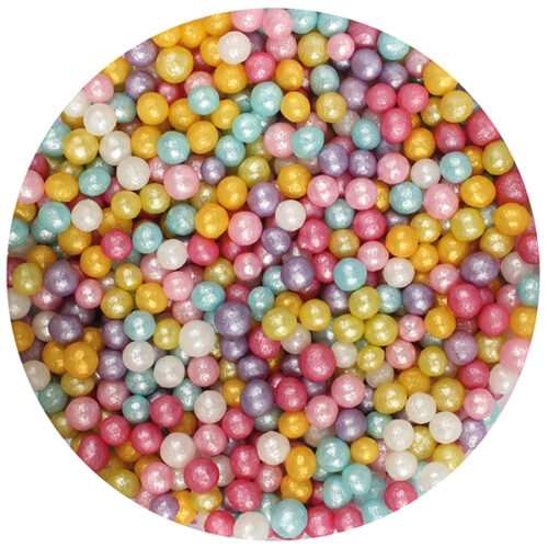 Dragees Pearls and Sprinkles