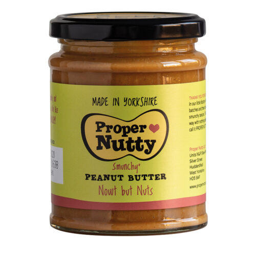 Proper Nutty