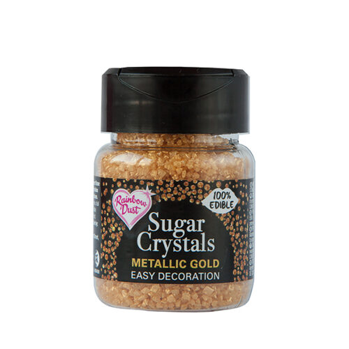 metallic-gold-sugar-crystals