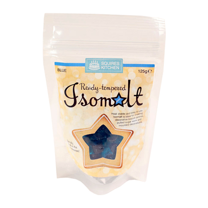 Squires Ready-tempered Blue Isomalt