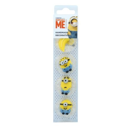 dispicable me 8minion sugar pipings