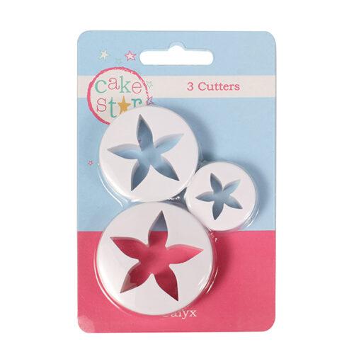 cake star calyx cutter