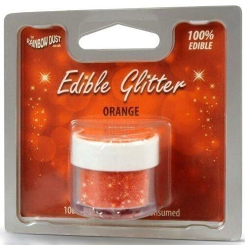 Edible Glitter Orange RP