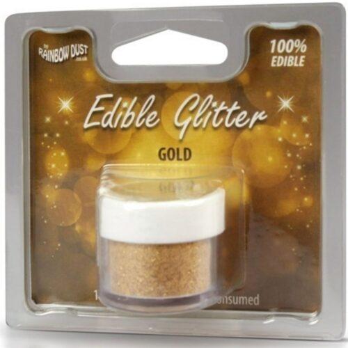 Edible Glitter Gold RP