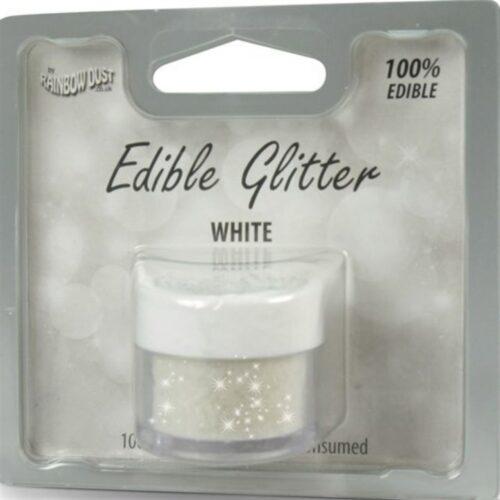 Edible Glitter White RP