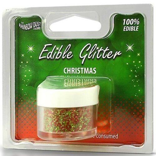 Edible Glitter Christmas RP