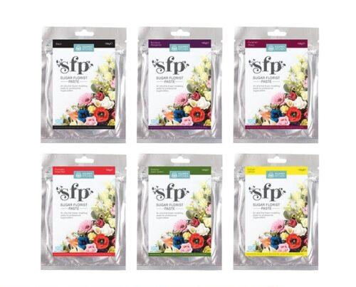 Squires Kitchen SFP Flower Paste & Sugar Dough