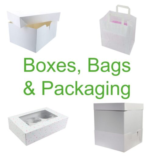 Boxes, Bags and Packaging