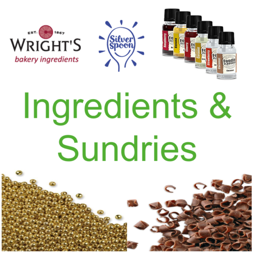 Ingredients and Sundries
