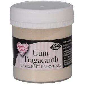 rainbow dust 50g gum tragacanth