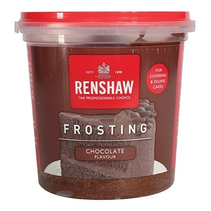 Renshaw Chocolate Frosting 400g